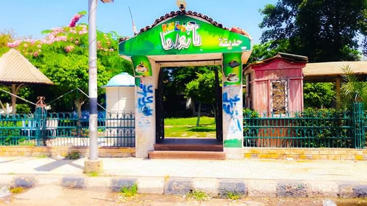 حدائق المنصورة (1)