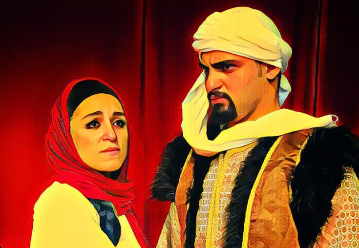 العرض المسرحى سيما مصر (1)