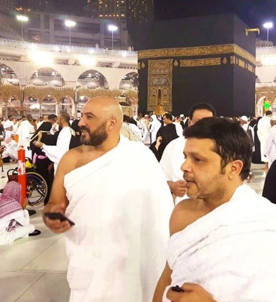 محمد هنيدى و مجدى الهوارى