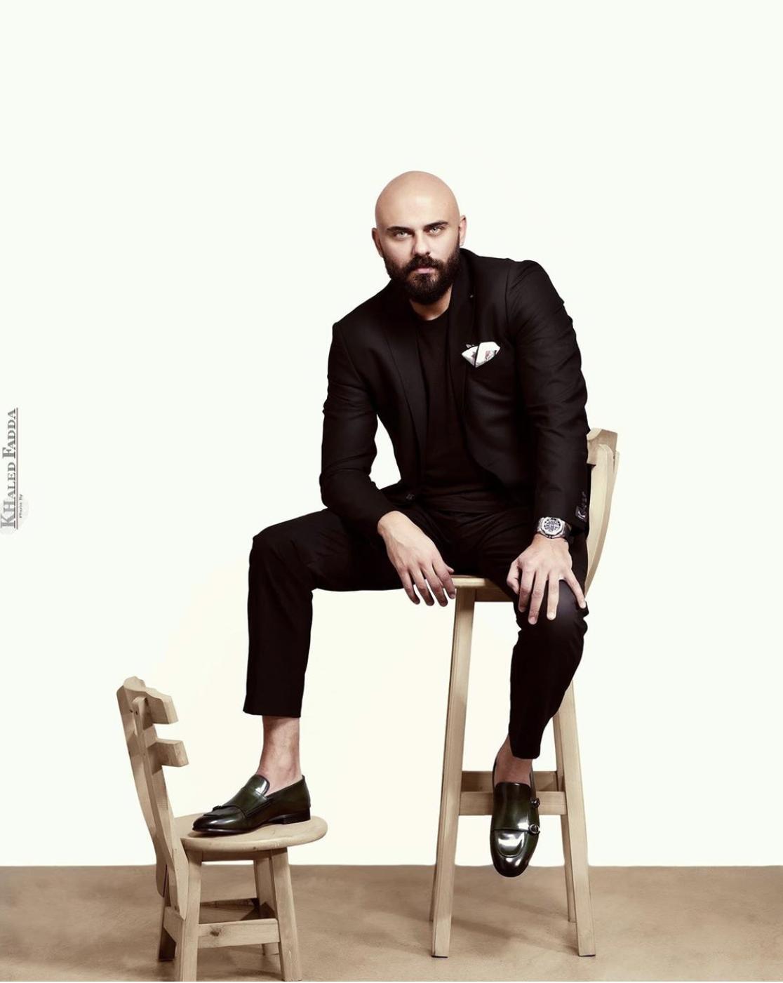 الفنان احمد صلاح حسنى (3)
