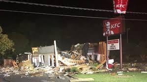 انفجار داخل مطعم كنتاكى بولاية كارولينا