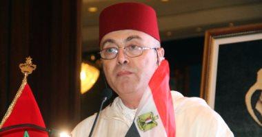 سفير المغرب بالقاهرة أحمد التازى