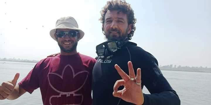 الغواص أحمد زكى (4)