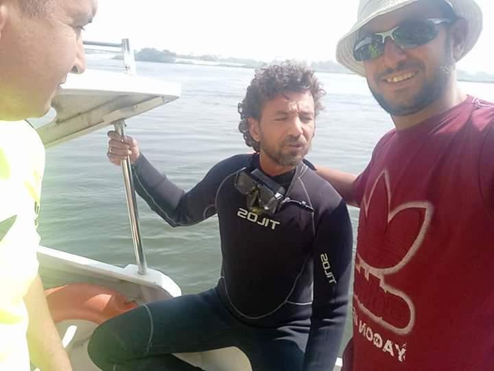 الغواص أحمد زكى (8)