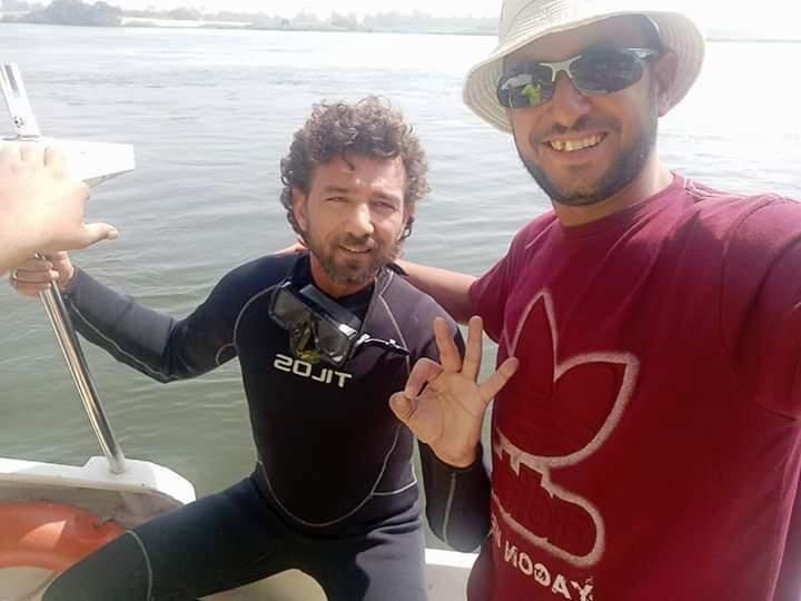 الغواص أحمد زكى (1)