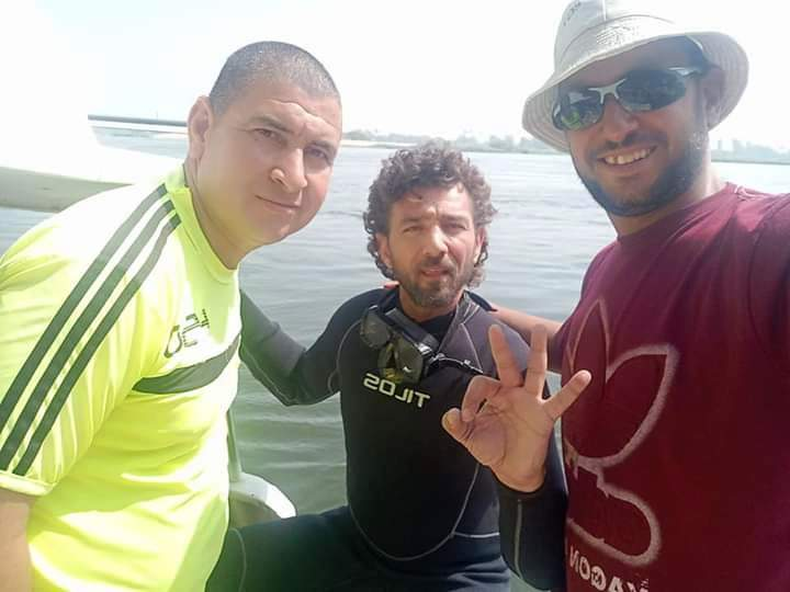 الغواص أحمد زكى (7)