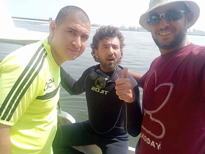 الغواص أحمد زكى (5)