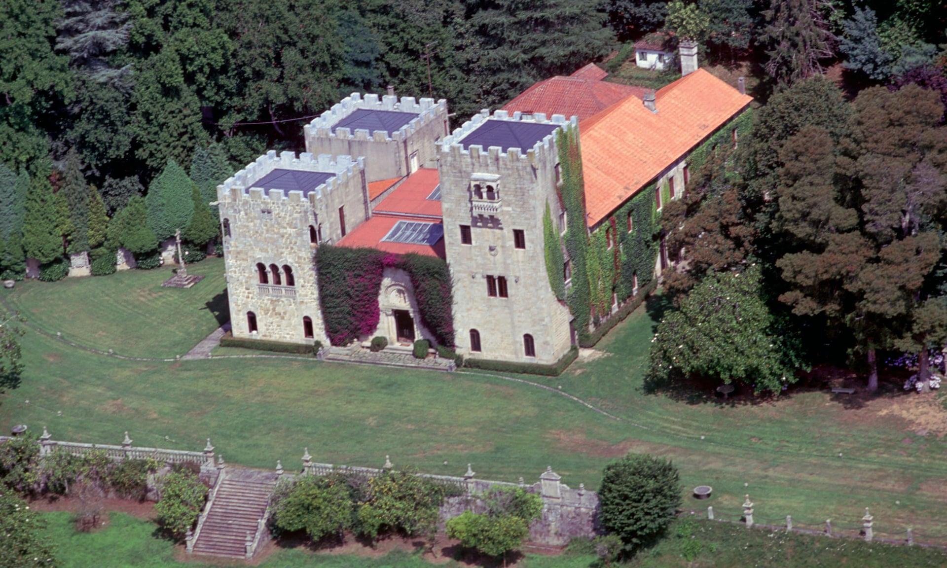 قصر بازو دى ميراس