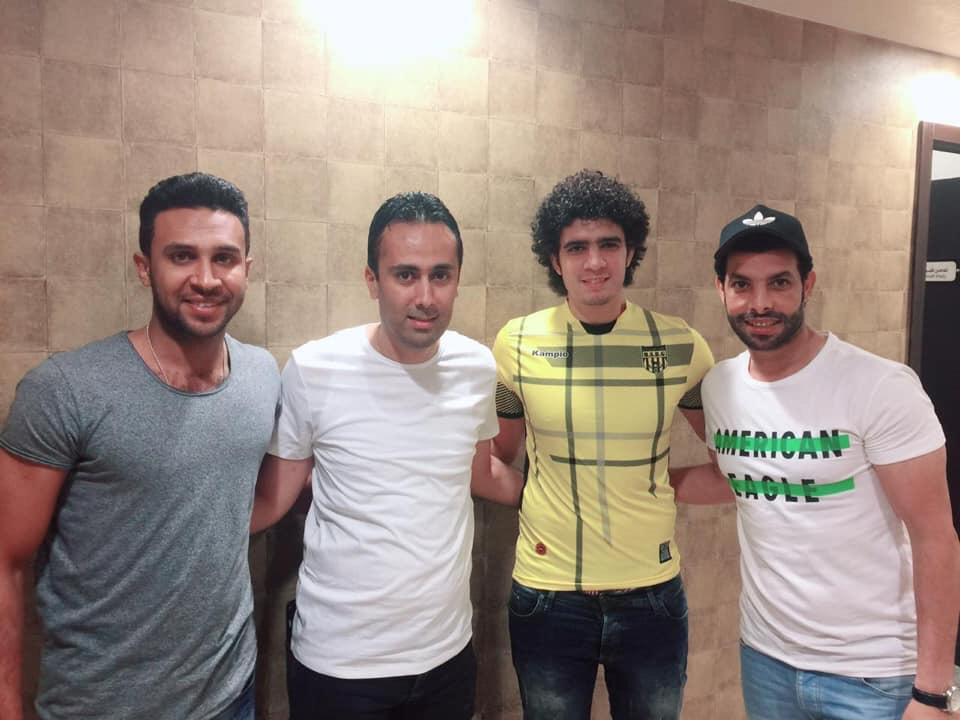 احمد العش يوقع لاتحاد قردان التونسى
