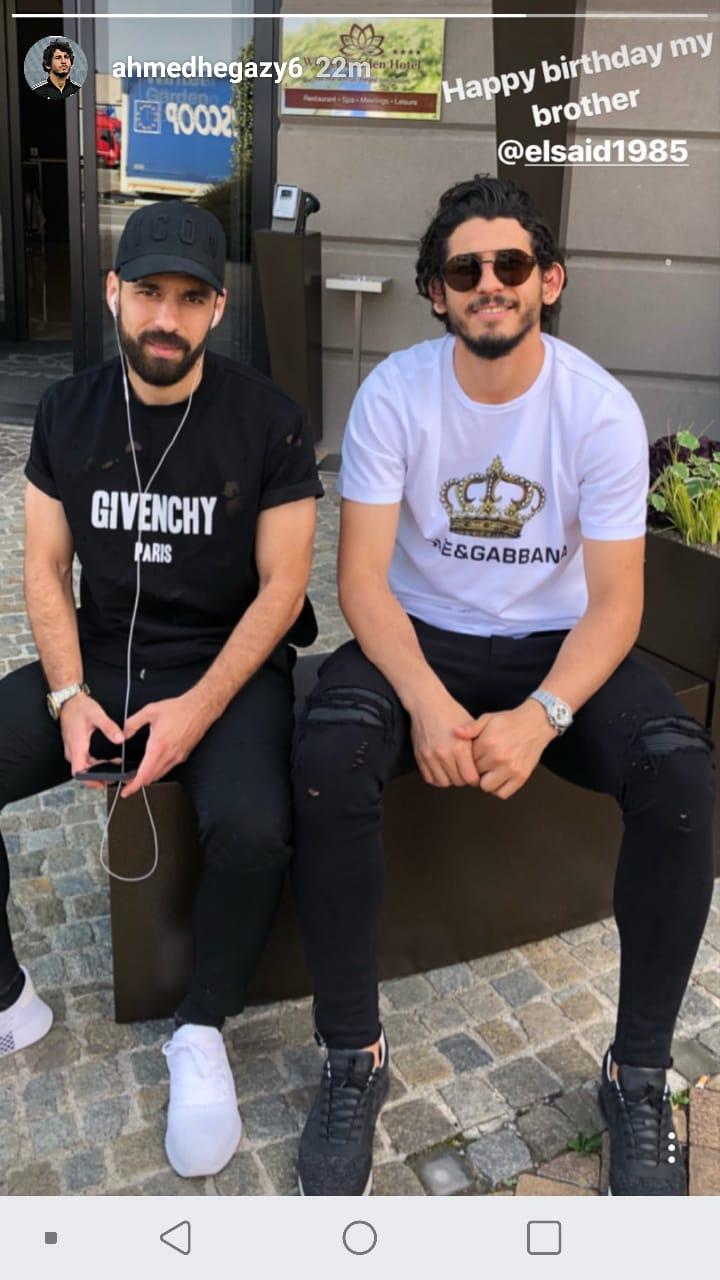 احمد حجازى