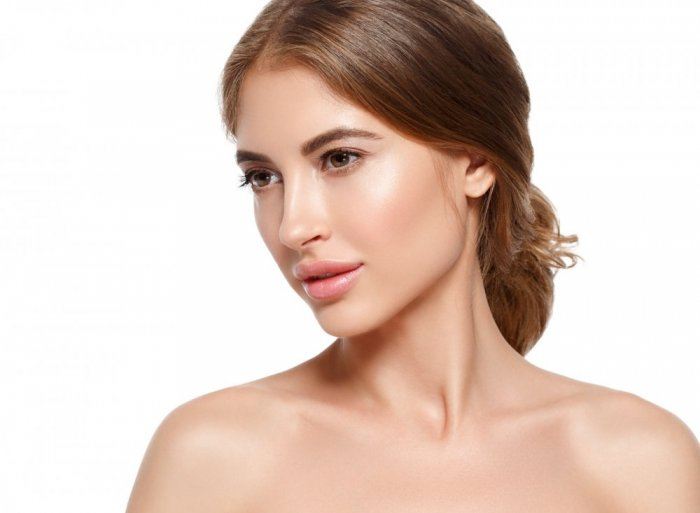 وصفات طبيعية لتفتيح منطقة أسفل الرأس (2)