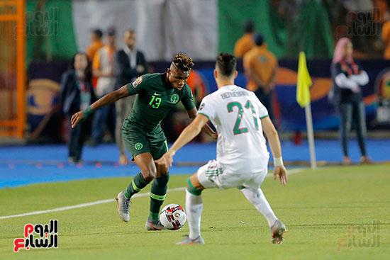 الجزائر ونيجيريا (28)