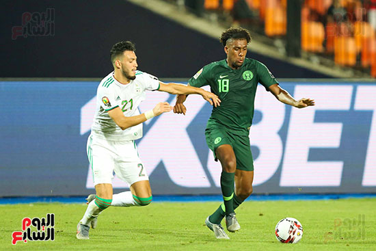 الجزائر ضد نيجيريا (9)