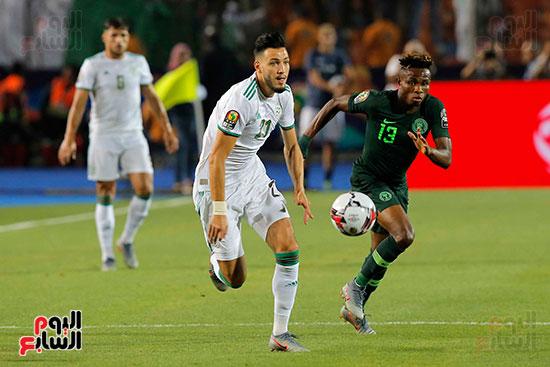 الجزائر ونيجيريا (33)