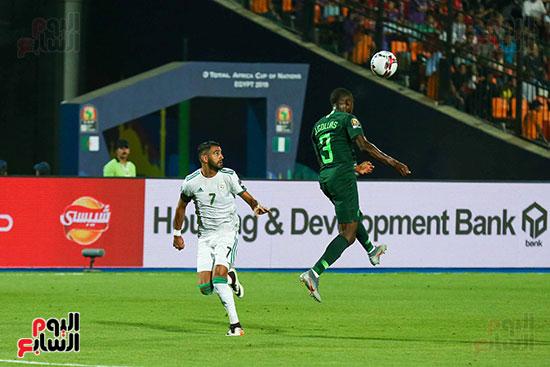 الجزائر ونيجيريا (10)