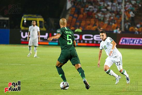 الجزائر ونيجيريا (9)
