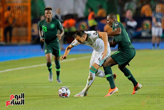 الجزائر ونيجيريا (30)