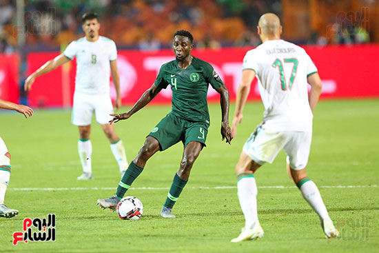 الجزائر ضد نيجيريا (4)