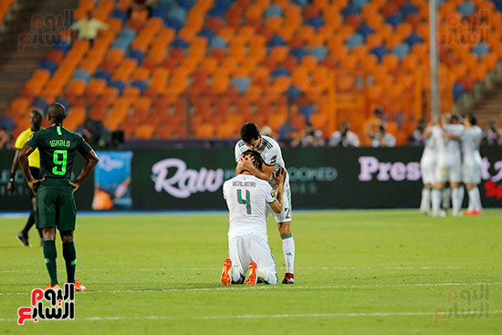 الجزائر ونيجيريا (17)