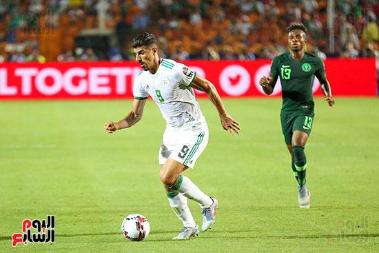 الجزائر ونيجيريا (16)