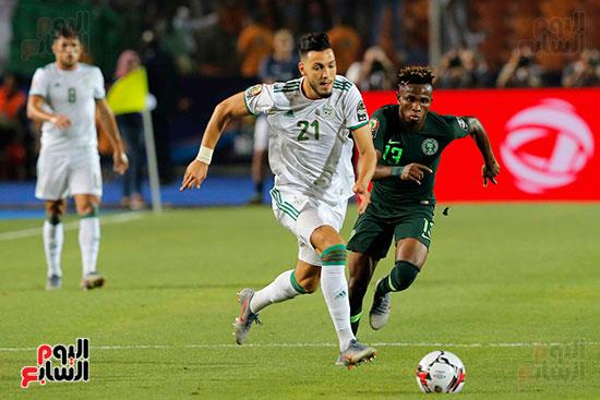 الجزائر ونيجيريا (34)