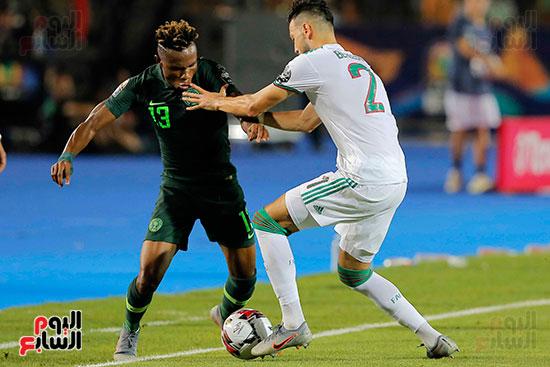 الجزائر ونيجيريا (22)