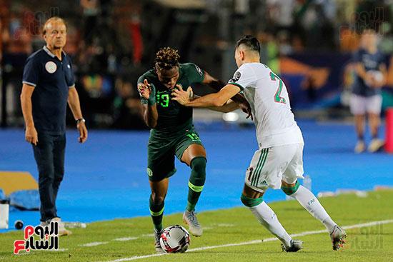 الجزائر ونيجيريا (23)