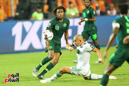 الجزائر ضد نيجيريا (10)