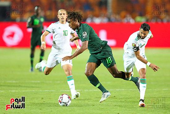 الجزائر ضد نيجيريا (6)