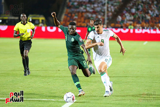 الجزائر ونيجيريا (1)