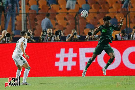 الجزائر ونيجيريا (36)