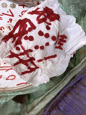 أعمال سحر بمقابر قرى القليوبية (7)
