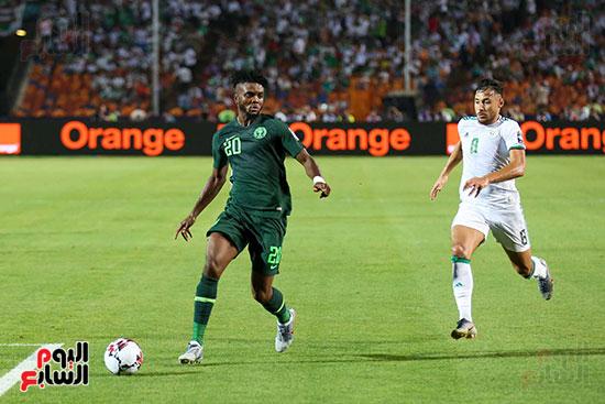الجزائر ونيجيريا (14)