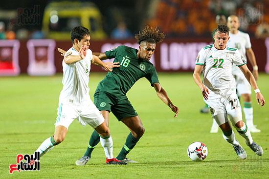 الجزائر ضد نيجيريا (1)