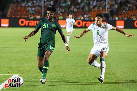 الجزائر ونيجيريا (15)