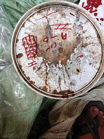 أعمال سحر بمقابر قرى القليوبية (3)
