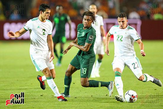 الجزائر ضد نيجيريا (2)