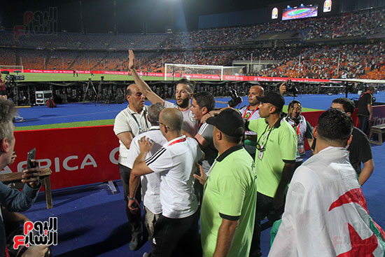 الجزائر ضد نيجيريا (22)