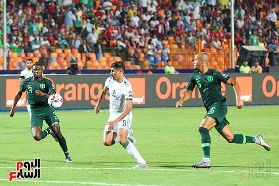 الجزائر ونيجيريا (4)