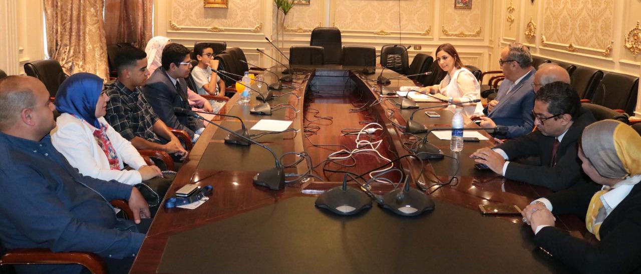 لجنه التعليم بمجلس النواب (1)