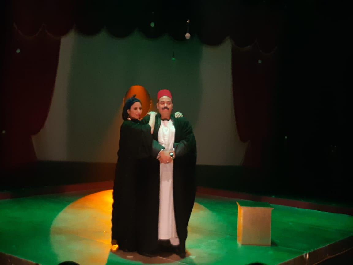 غادة طلعت في مشهد من فيلم الزوجة الثانية