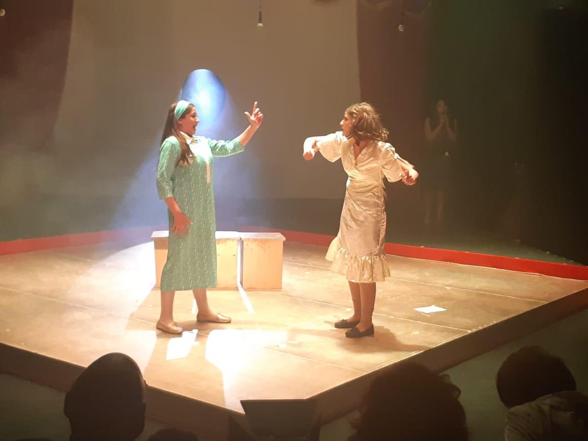 مسرحية سينما مصر
