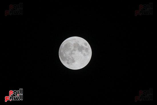 خسوف القمر من مرصد حلوان (14)