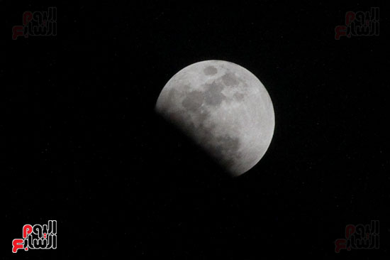 خسوف القمر من مرصد حلوان (22)