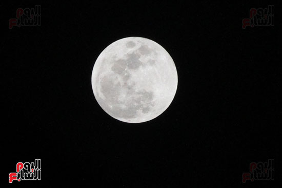 خسوف القمر من مرصد حلوان (3)