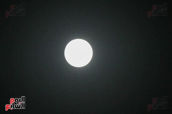 خسوف القمر من مرصد حلوان (9)