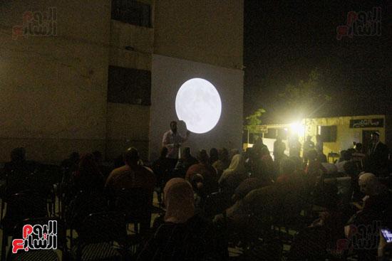 خسوف القمر من مرصد حلوان (13)