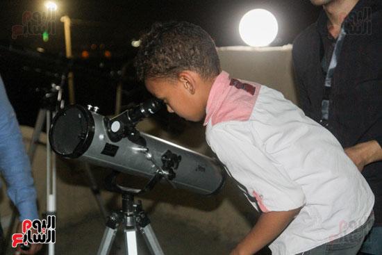 خسوف القمر من مرصد حلوان (19)