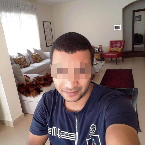 المتهم بقتل زوجته وأبناءه بالفيوم (2)