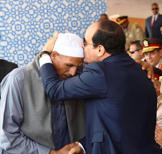 الرئيس السيسي يشهد حفل تخريج الدفعة 157 (4)